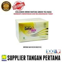 Jual Murah Collaskin Drink Nasa Dengan Matcha Green Tea dan Kolagen -