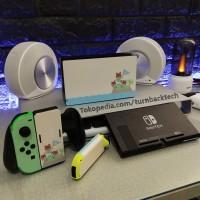 Titon & Skin Nintendo Switch Animal Crossing (set : body/joycon/dock)