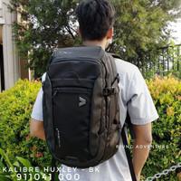 Tas Ransel Laptop/ Punggung + Cover Kalibre Huxley 910479 Original - Hitam