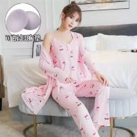 Baju Tidur Piyama Wanita 6886 Lengan Celana Panjang Bajutidur Murah