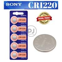 [ORIGINAL] Baterai Sony CR1220 Baterai Jam Tangan 1220