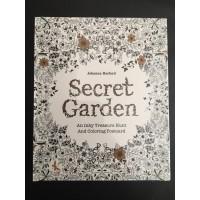 Coloring Book Secret Garden Dewasa Original