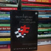original novel The Twilight Saga The Official industrial Estate guide