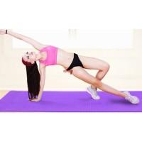 Matras Yoga Mat Karpet Olahraga Anti Slip 3 mm