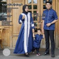 Baju couple muslim Family Set + Sarimbit