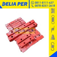 Pressing Block PE 250 x 1200 / Jaw Crusher Shanbao