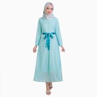 Long dress Gamis maxi Brukat model terbaru - Jfashion Batinah
