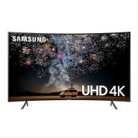 LED TV SAMSUNG 49 INCH UA49RU7300 49RU7300 UHD 4K CURVED SMART MURAH