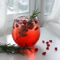 Gelas Wine Cocktail Juice Wine Glass Mocktail Cantik Unik