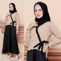 Dia Dress Terbaru - Trend Fashion Muslim 2019