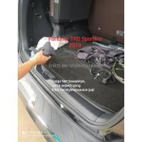 jaring bagasi mobil / cargo net oem innova reborn fortuner 2016 on