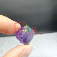 Natural Rough Amethyst / Bongkahan Kecubung 35,95 cts [8555]
