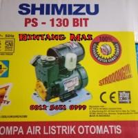 Pompa Air Listrik Otomatis Shimitzu PS - 130 BIT