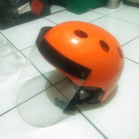 helm corona safety masker pelindung wajah Apd