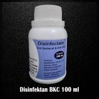 Disinfektan BKC 100 ml (Disinfectant / Desinfektan) Anti Virus