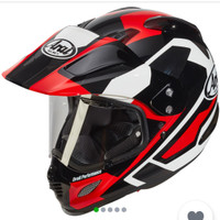 Helm Adventure Tour Cross 3 CATCH RED Made in Japan