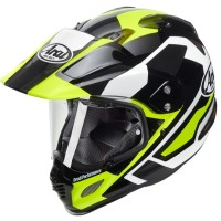 Helm Adventure Arai Tour Cross 3 CATCH YELLOW Made in Japan