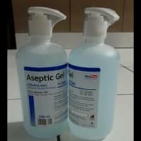 Aseptic Gel OneMed 500ml Model Pump