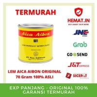 Lem Aica Aibon Original 70 gram serbaguna lem sepatu papan kayu mesin