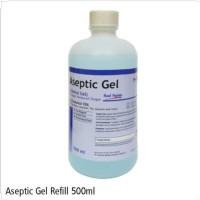 Onemed Hand sanitizer Aseptic gel Original 500ml
