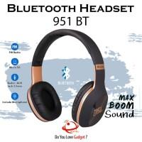 HEADSET BANDO BLUETOOTH HEADHPHONE WIRELESS 951 BT