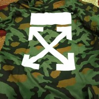 HODDIE OFF WHITE CAMO limitted