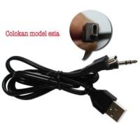 kabel speaker 5pin audio usb /kabel charger