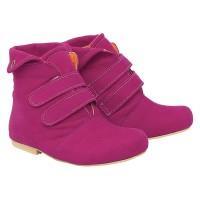 AEMCAZU C46AS - Sepatu Boots Pink Bayi Anak Perempuan 1-2-3 Tahun Orok