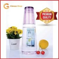 Botol Minum Plus Gelas Food Grade Free Bpa Locklock Lock N Lock 950ml