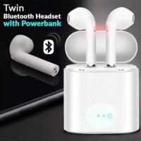 Headset Sports HBQ i7 Twins Wireless Bluetooth V4.2 iPhone 7+ OEM