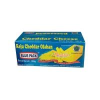 Blue Pack Keju Cheddar Olahan 180 gram