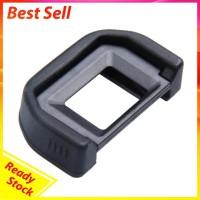 Black Viewfinder Rubber Eye Cup Replacement Eyepiece Eyecup Camera