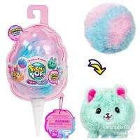 New !! ORI Pikmi Pops Surprise Pikmi Flips Pompom Cotton Candy Pom Pom