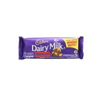 CADBURY DAIRY MILK FRUIT & NUT 100G (1BOX=12PCS)