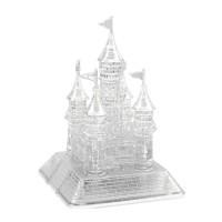 Puzzle Jigsaw Model Istana Kristal 3D