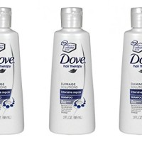 Dove Intensive Hair Therapy Repair Shampoo Travel Size 3 fl oz (Pack O