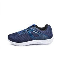 Ardiles Men Enoki Sepatu Running - Biru Navy