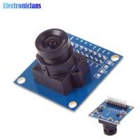 OV7670 300KP Modul Kamera Kontrol VGA cif 640x480 Auto Exposure I2C