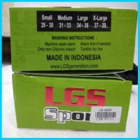 celana dalam boxer dry fit lgs sport esxlusive 672 size s xl isi 2
