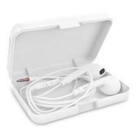 Kotak Penyimpanan Headset / Earphone Mini Portable