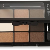 NYX Professional Makeup Love In Paris Eyeshadow Palette Parisian Chic,