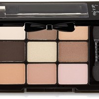 NYX Professional Makeup Love In Paris Eyeshadow Palette, Madeleines an