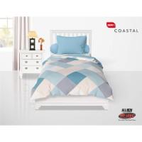 Bed Cover My Love - COASTAL - Flat - 120x200 (Single)