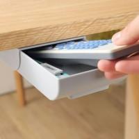 Small Drawer Storage Box Laci Kecil Tambahan untuk Remote Alat Tulis