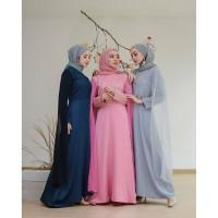 BAJU GAMIS / GAMIS / BAJU MUSLIM / DRESS / RANASIE CAPE DRESS