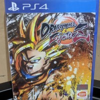 PS 4 - Dragon Ball Fighter Z