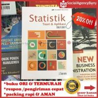 Statistik Teori dan Aplikasi Jilid 1 Edisi 8 - J. Supranto