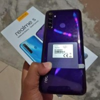 Realme 5 special 4 128 purple