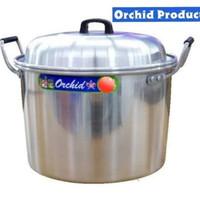 langseng/dandang/steamer pot orchid size 18cm