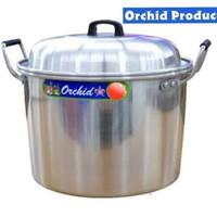 Langseng/dandang/steamer pot orchid size 28cm